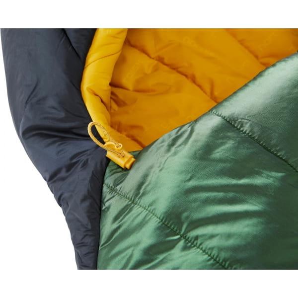 Nordisk Gormsson -10° Mummy - Winterschlafsack artichoke green-mustard yellow-black - Bild 9