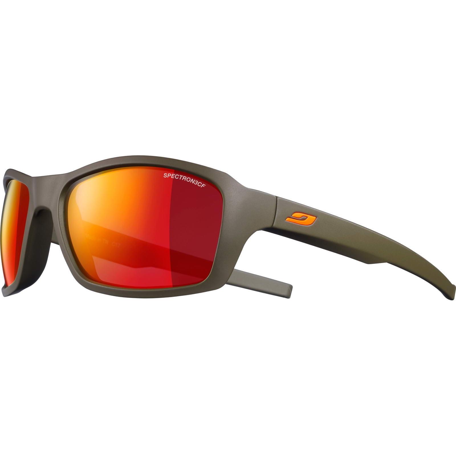 JULBO Extend 2.0 Spectron 3CF - Bergbrille für Kinder army matt