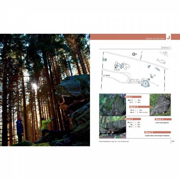 Panico Verlag Alpen en bloc - Band 1 - Boulderführer - Bild 7