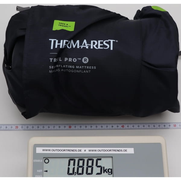 Therm-a-Rest Trail Pro - Isomatte pine - Bild 3
