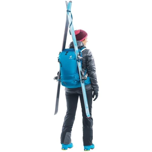 deuter Freerider 28 SL - Wintersport-Rucksack azure-bay - Bild 6