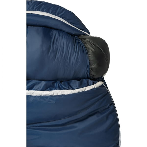 Grüezi Bag Biopod DownWool Ice - Daunen- & Wollschlafsack night blue - Bild 13
