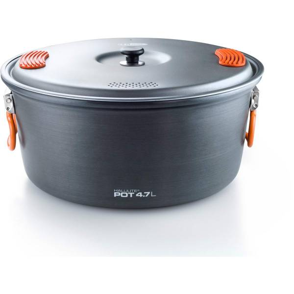 GSI Halulite 4.7 L Pot - HA-Alu-Topf - Bild 2