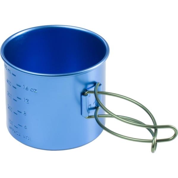 GSI Bugaboo 20 fl. oz.Bottle Cup - Aluminium Becher blue - Bild 1
