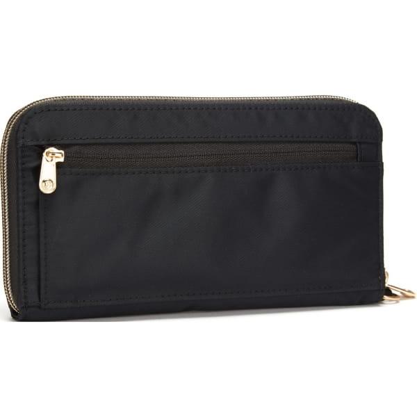 pacsafe RFIDsafe Women's Continental Wallet - Geldbörse black - Bild 4