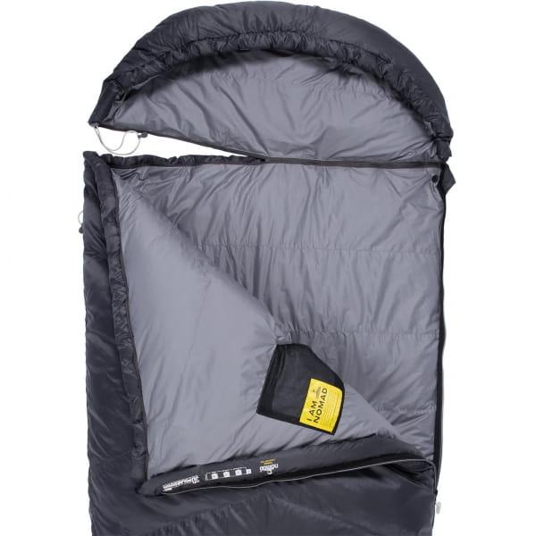NOMAD Taurus Comfort 550 - Schlafsack dark grey - Bild 4