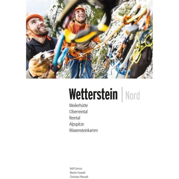 Panico Verlag Wetterstein Nord - Kletterführer Alpin - Bild 2