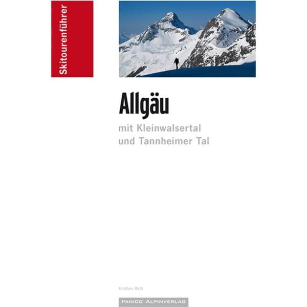 Panico Verlag Allgäu - Skitourenführer - Bild 1
