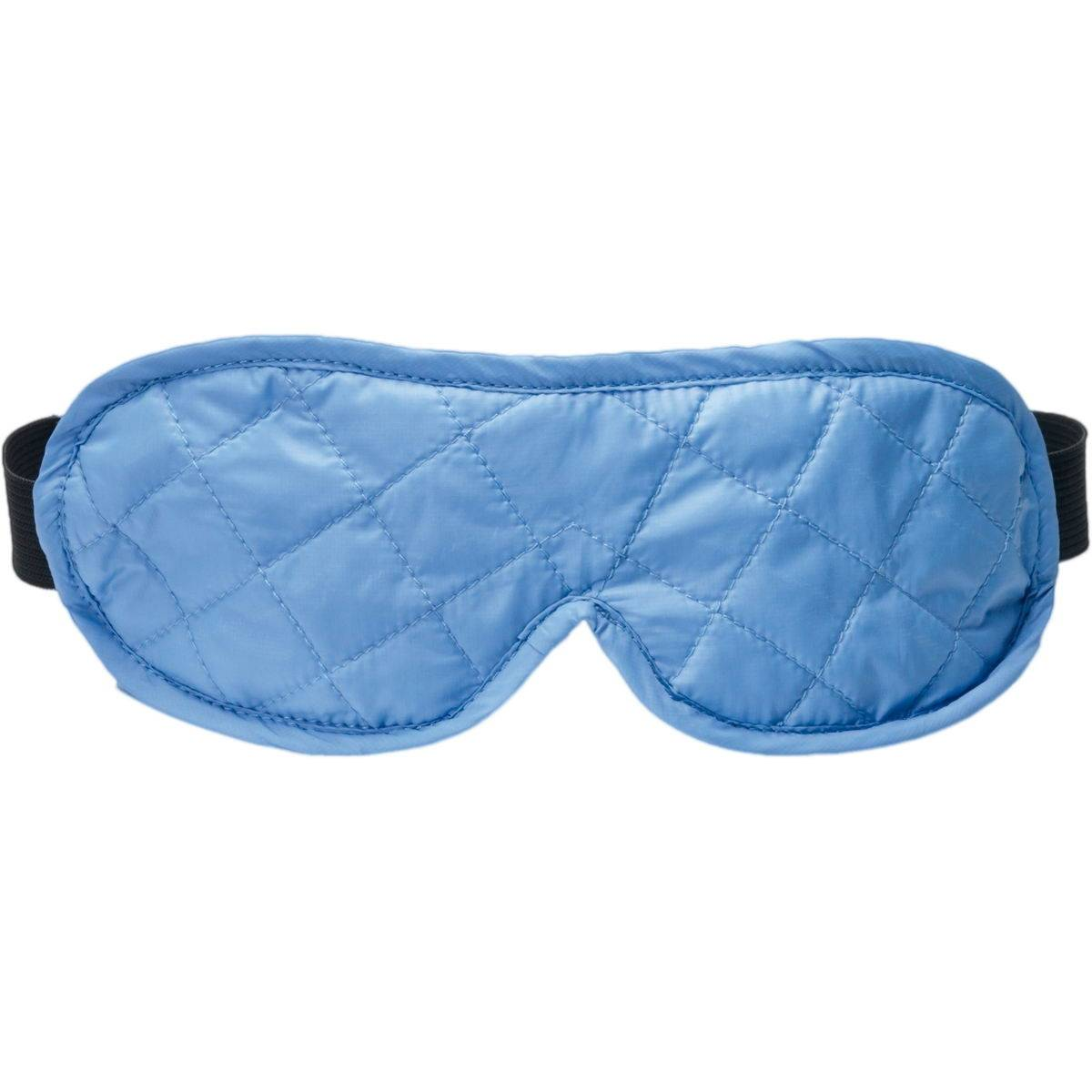 COCOON Eye Shade De Luxe - Schlaf-Brille light blue-grey