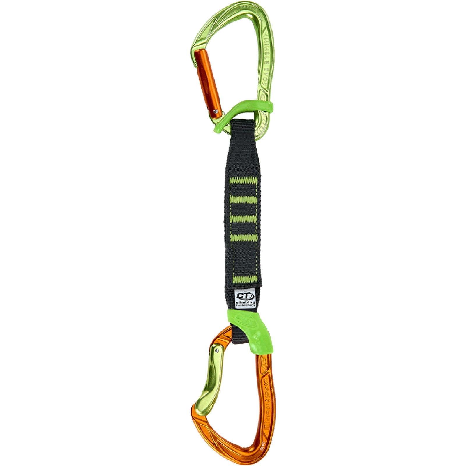 Climbing Technology Nimble Evo Pro Fixbar Set NY 12 cm - Express-Set - Bild 1