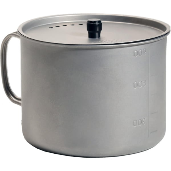 VARGO Ti-Lite Mug 0,9L - Titan Becher - Bild 1