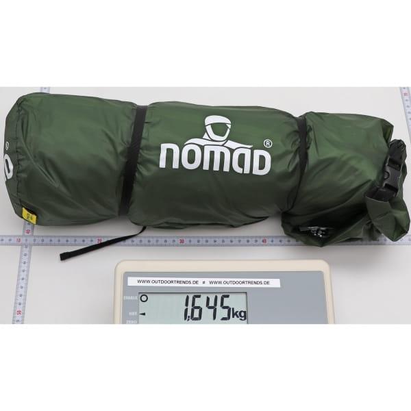 NOMAD Jade 2 - Kuppelzelt dill green - Bild 3