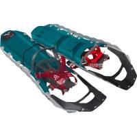 Vorschau: MSR Revo Ascent 22 Women - Schneeschuhe dark cyan - Bild 1