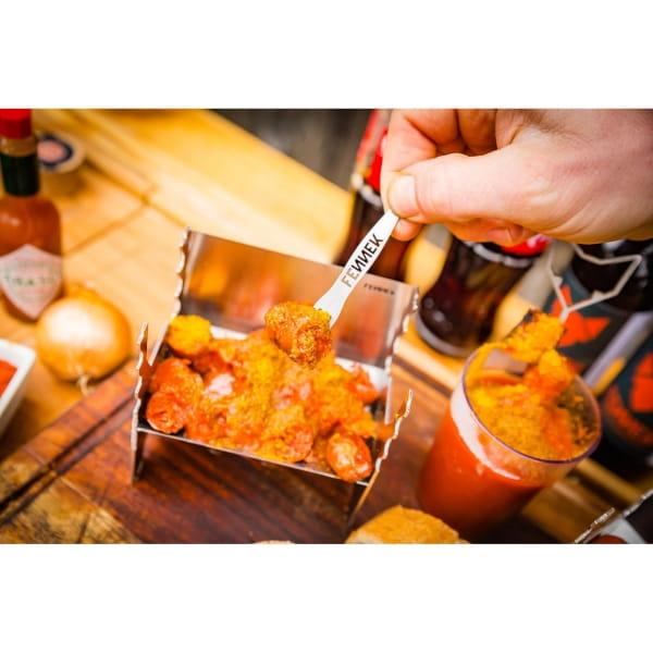 FENNEK Pieker - Pommes und Currywurst - Bild 4