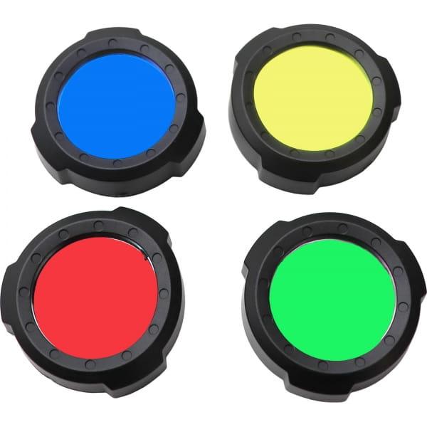 Ledlenser Color Filter Set 40 mm - Farbfilter - Bild 1