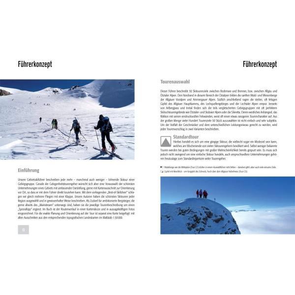 Panico Verlag Best of Skitouren - Band 2 - Bild 6