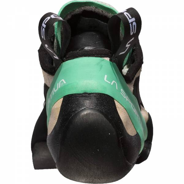 La Sportiva Miura Woman - Kletterschuhe white-jade green - Bild 4