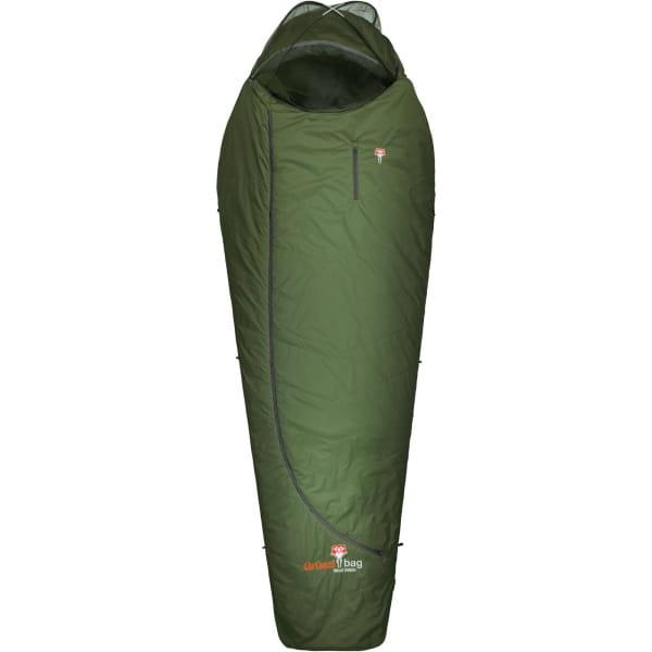 Grüezi Bag Biopod Wolle Survival  - Wollschlafsack greenery - Bild 1