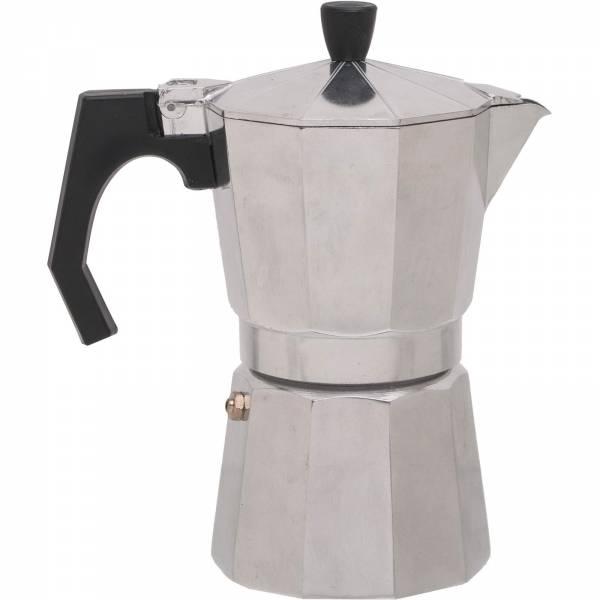 Relags Bellanapoli - 6 Tassen Espresso Maker alu natur - Bild 1