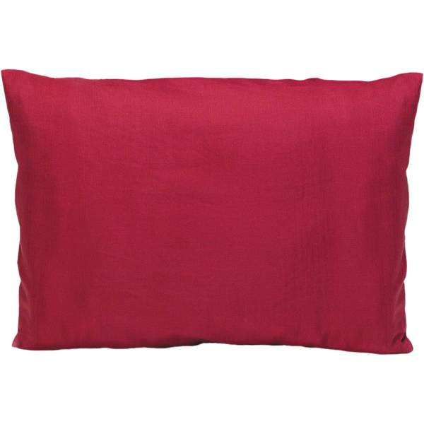 COCOON Silk Cotton Pillow Case Medium - Kopfkissenüberzug monks red - Bild 1