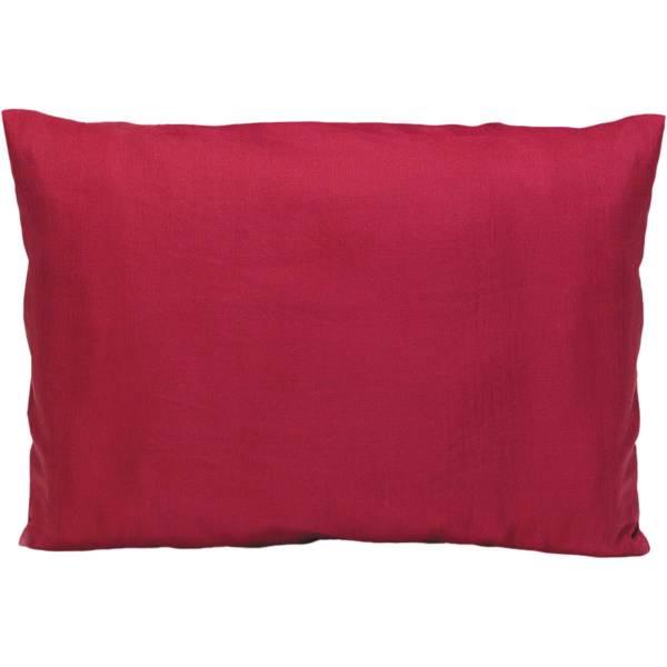 COCOON Silk Cotton Pillow Case Large - Kopfkissenüberzug monks red - Bild 1