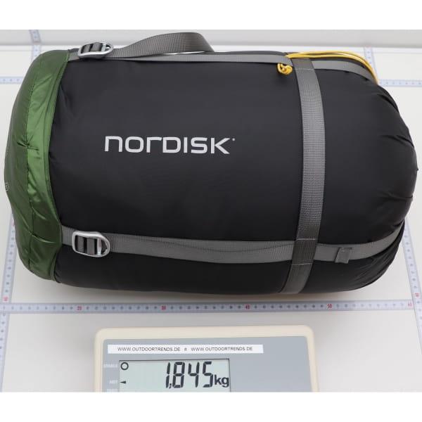 Nordisk Gormsson -10° Mummy - Winterschlafsack artichoke green-mustard yellow-black - Bild 2