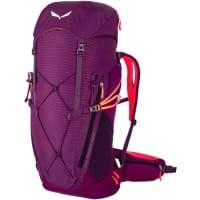 Vorschau: Salewa Alp Trainer 30+3 Women - Wanderrucksack dark purple - Bild 5