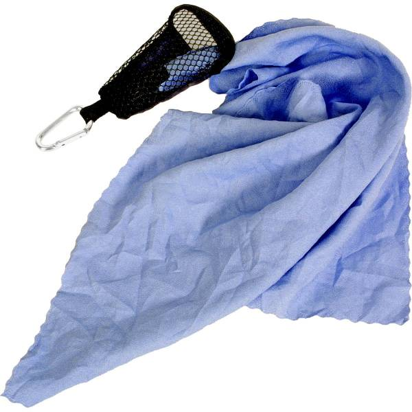Basic Nature Mini Handtuch blue - Bild 1