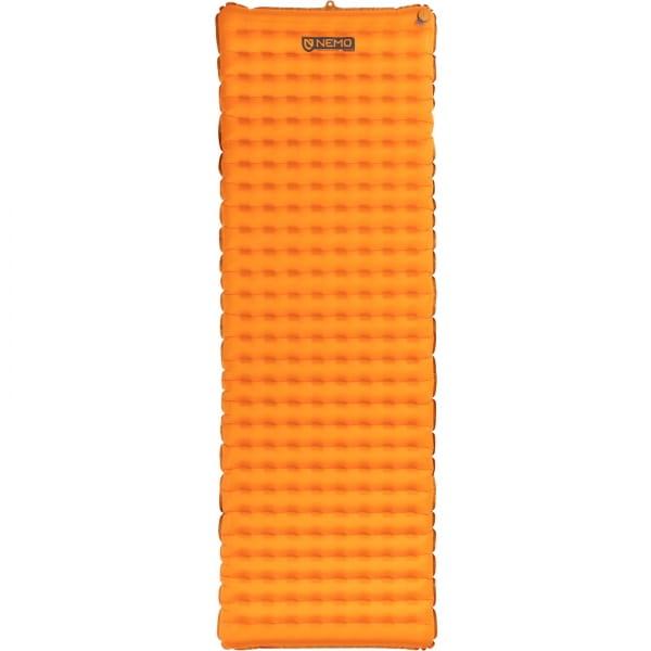 NEMO Tensor Alpine Insulated Rectangular - Schlafmatte mountaineering orange - Bild 2