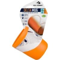 Vorschau: Sea to Summit Delta Mug - Trinkbecher orange - Bild 6