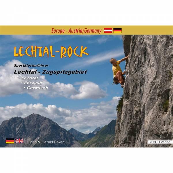 Gebro Verlag Lechtal Rock - Kletterführer - Bild 1