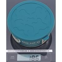 Vorschau: ECOlunchbox Seal Cup XL - Edelstahl-Silikon-Dose - Bild 2