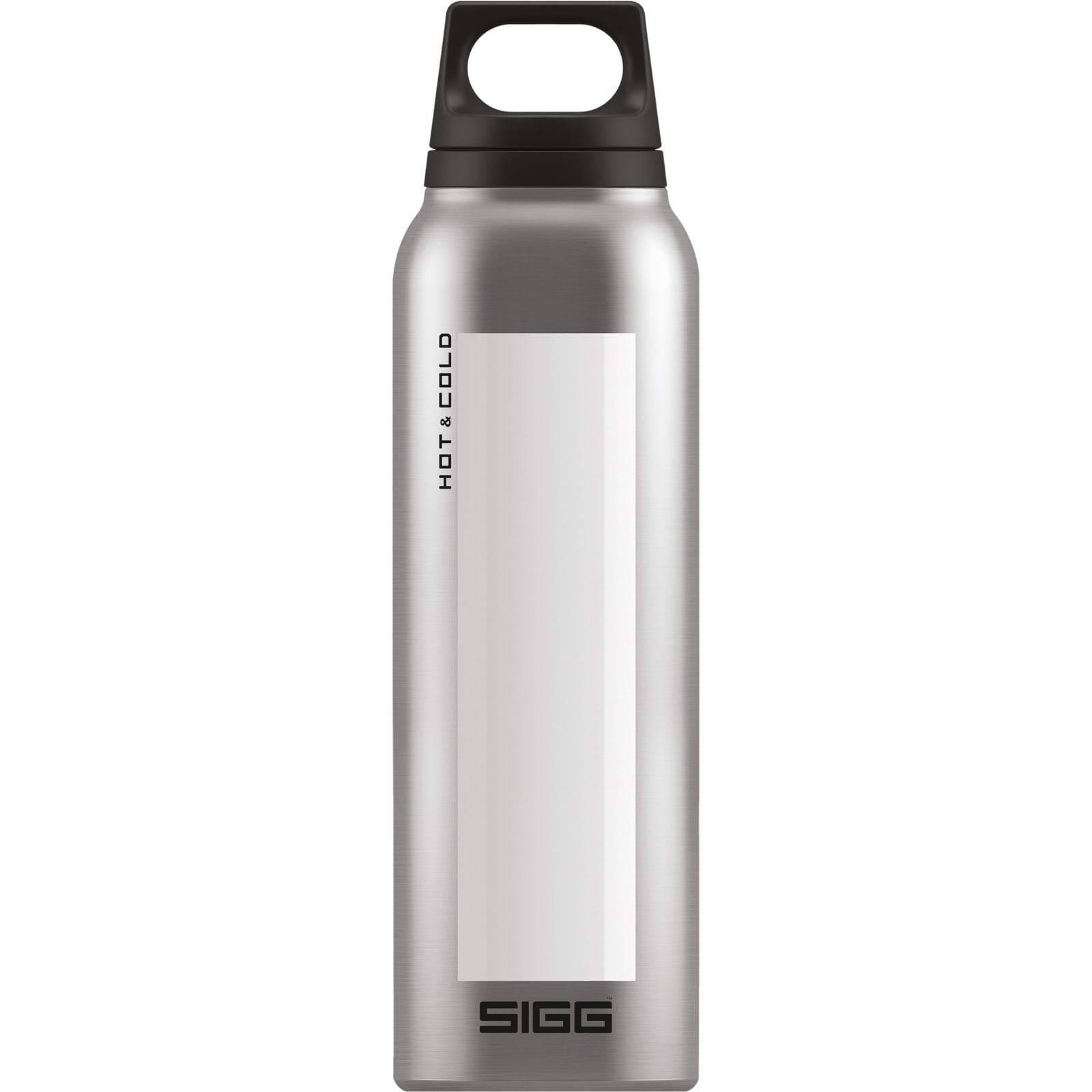 Sigg Hot & Cold Accent 0.5L - Thermoflasche white - Bild 3