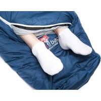 Vorschau: Grüezi Bag Biopod Wolle Zero - Wollschlafsack night blue - Bild 7