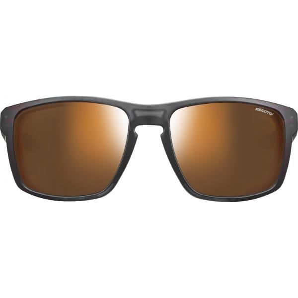 JULBO Shield M Reactiv 2-4 Polarized - Bergbrille schwarz-orange - Bild 5