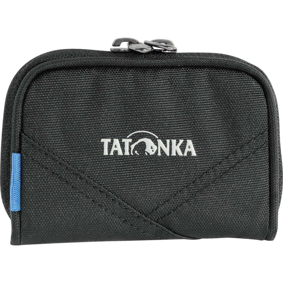 Tatonka Plain Wallet - Geldbörse black - Bild 1