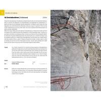 Vorschau: Panico Verlag Wetterstein Süd - Kletterführer - Bild 6