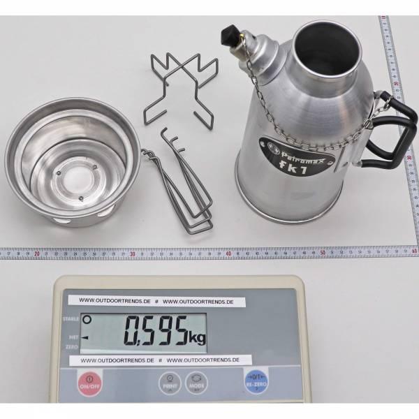 Petromax fk1 - 0,5 Liter Feuerkanne - Bild 2
