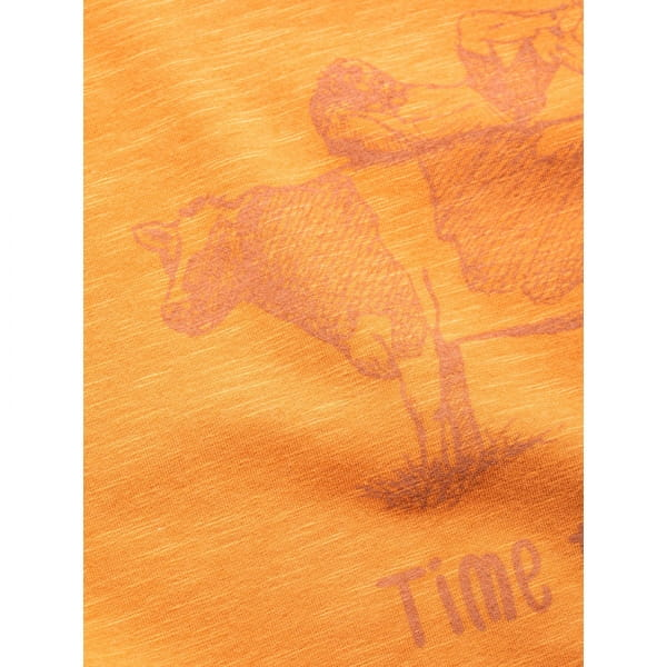 Chillaz Men's Cow - T-Shirt rust - Bild 5