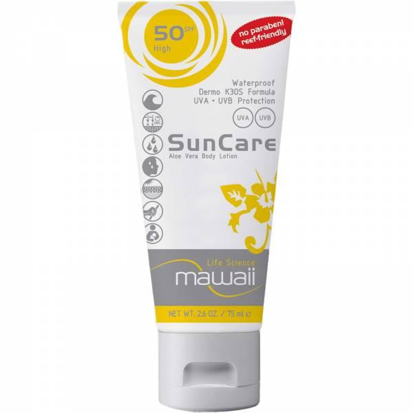 mawaii SunCare SPF 50 - 75 ml - Sonnenschutz - Bild 1