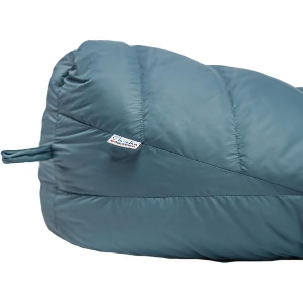 Grüezi Bag Biopod Down Hybrid Ice Cold - Daunen- & Wollschlafsack platin grey - Bild 12