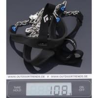 Vorschau: Black Diamond Blitz Spikes Traction Device - Eis- und Schneeketten black - Bild 2