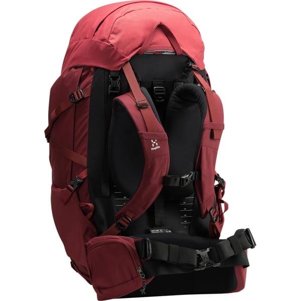 Haglöfs Ängd 60 Women's - Trekkingrucksack light maroon red-brick red - Bild 5