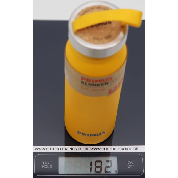 Primus Klunken Bottle 0.7L - Edelstahl-Trinkflasche - Bild 6