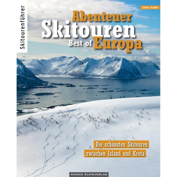 Panico Verlag Best of Europa - Skitouren-Führer - Bild 1