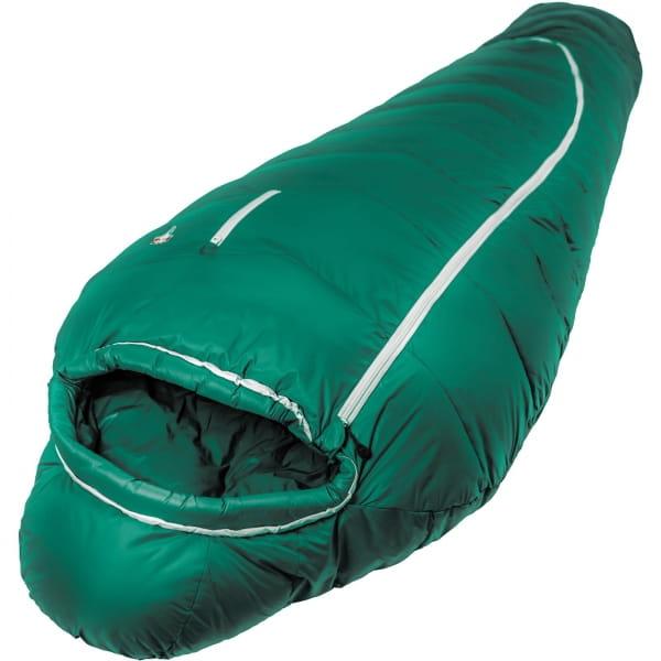 Grüezi Bag Biopod DownWool Subzero - Daunen- & Wollschlafsack pine green - Bild 17
