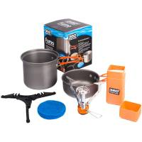 360° degrees Furno Stove and Pot Set - Gaskocher