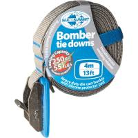 Sea to Summit Bomber Tie Down Strap - 4 m blue - Spanngurt