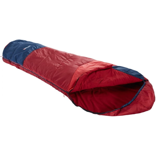 Wechsel Tents Stardust 10° M - Schlafsack red dahlia - Bild 8