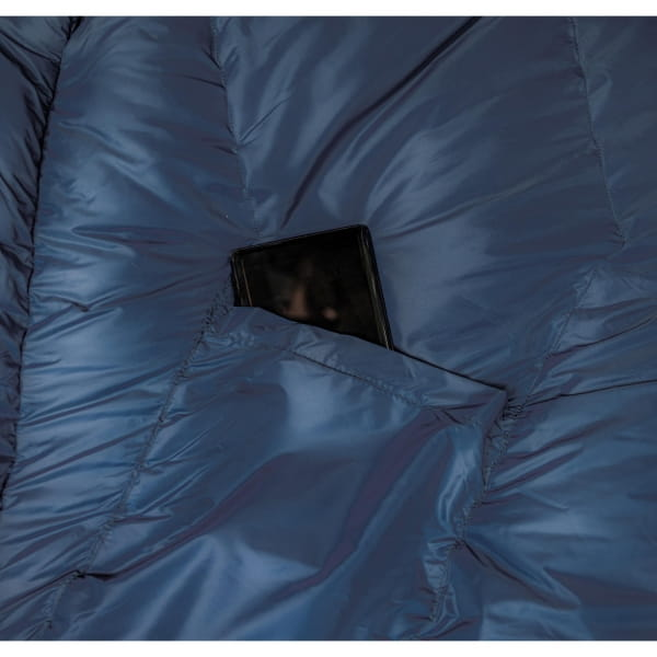 Grüezi Bag Biopod DownWool Ice - Daunen- & Wollschlafsack night blue - Bild 23